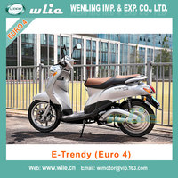 Factory direct ce certification scooter approved cbb &cb engine Euro4 Electric Scooter E-scooter E-Trendy (Euro 4 EEC COC)