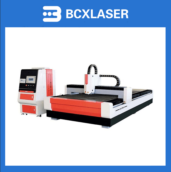 Wuhan bcxlaser High precision laser cutting machine for metal and non-mental