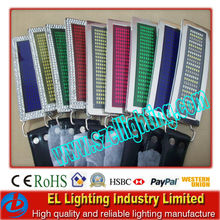 LED Buckle-Scrolling LED Belt Buckle