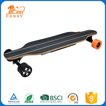 S90 Single Motor 70mm Pu Wheel Boosted Four Skateboard 200w Mini Sport Electric