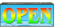 beautiful neon led open signs for sale