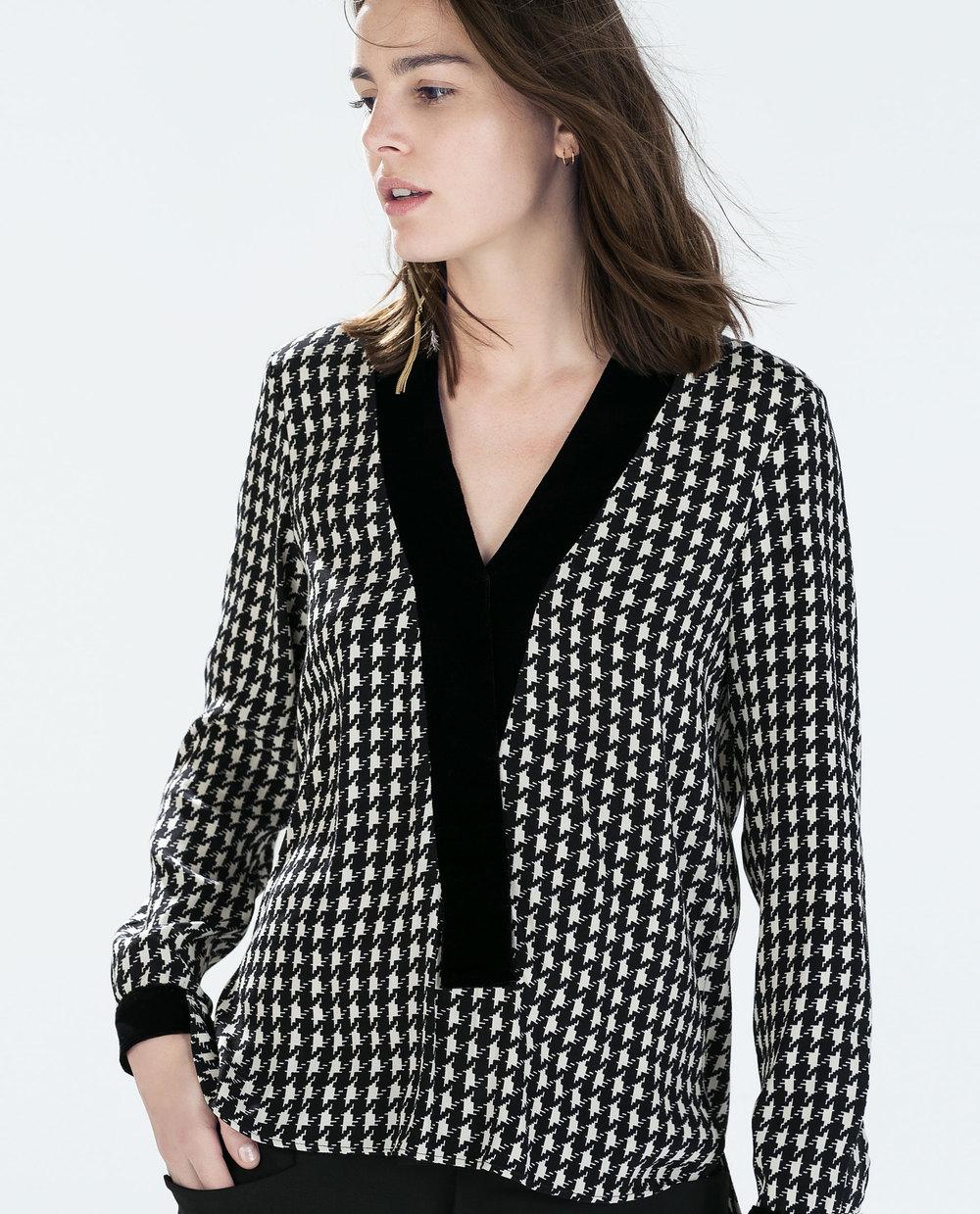 Kimono Collar Women Casual Check Shirt Design - Buy Women Casual ...
