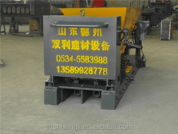 Precast Concrete Lintel Extrusion Machine Concrete
