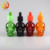 15ml e liquid glass dropper bottle with pipette 30ml 50ml essential oil glass skull bottle with child proof dropper