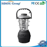 multi-function 36 led solar lantern led dynamo led lantern