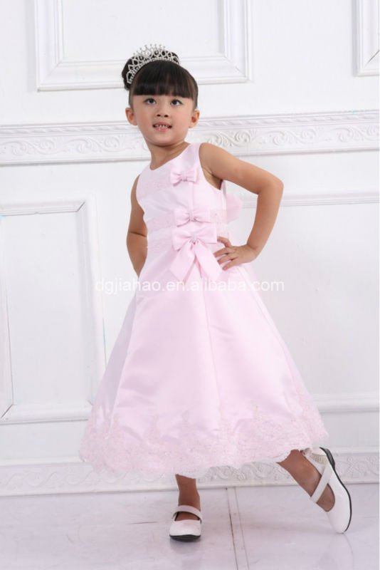 New arrival 2012 high quality girl party wear dress