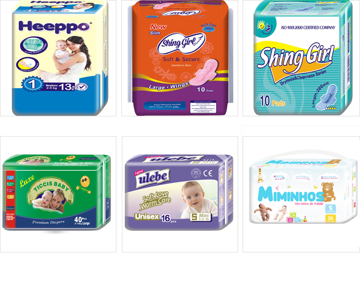 Hot selling goods for women and girl/sanitary napkin manufacturer
