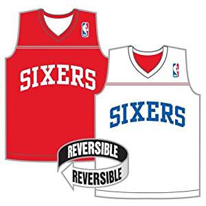 Get Quotations · NBA Reversible Jerseys (CUSTOM or Blank Back) Officially  Licensed Alleson Replicas (All 30 406ee3fb0