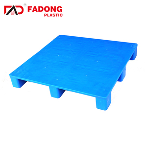 Plastic pallet production line made cheap plastic pallet prices for store use