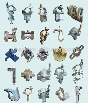Types Of Scaffolding Couplers Putlog Fixed Sleeve Pipe