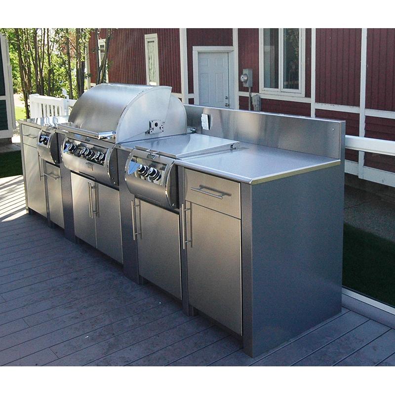 Bbq Gas Grill Outdoor Kitchen