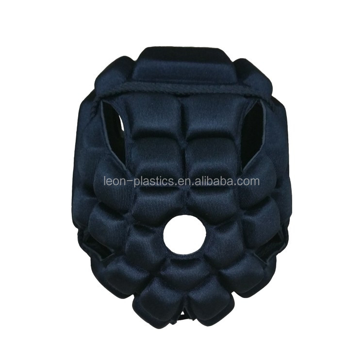 160229rh-001 custom made rugby helmet headgear
