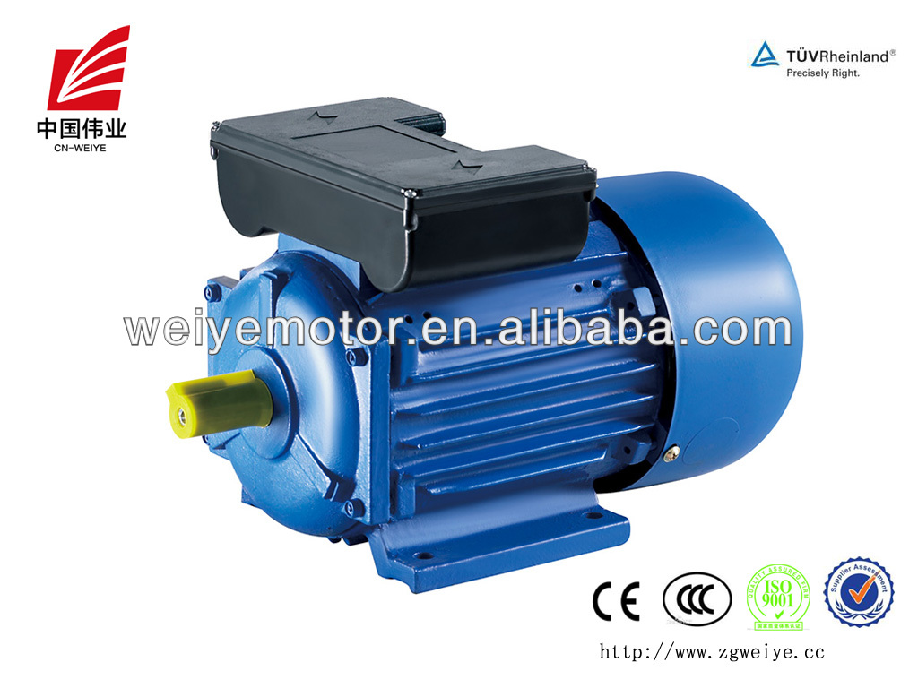 Yc80c2 Ip55 Capacitor Start Electric Motors With Ce Buy
