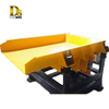 Vibrating Feeder Hopper used in Recycling Line