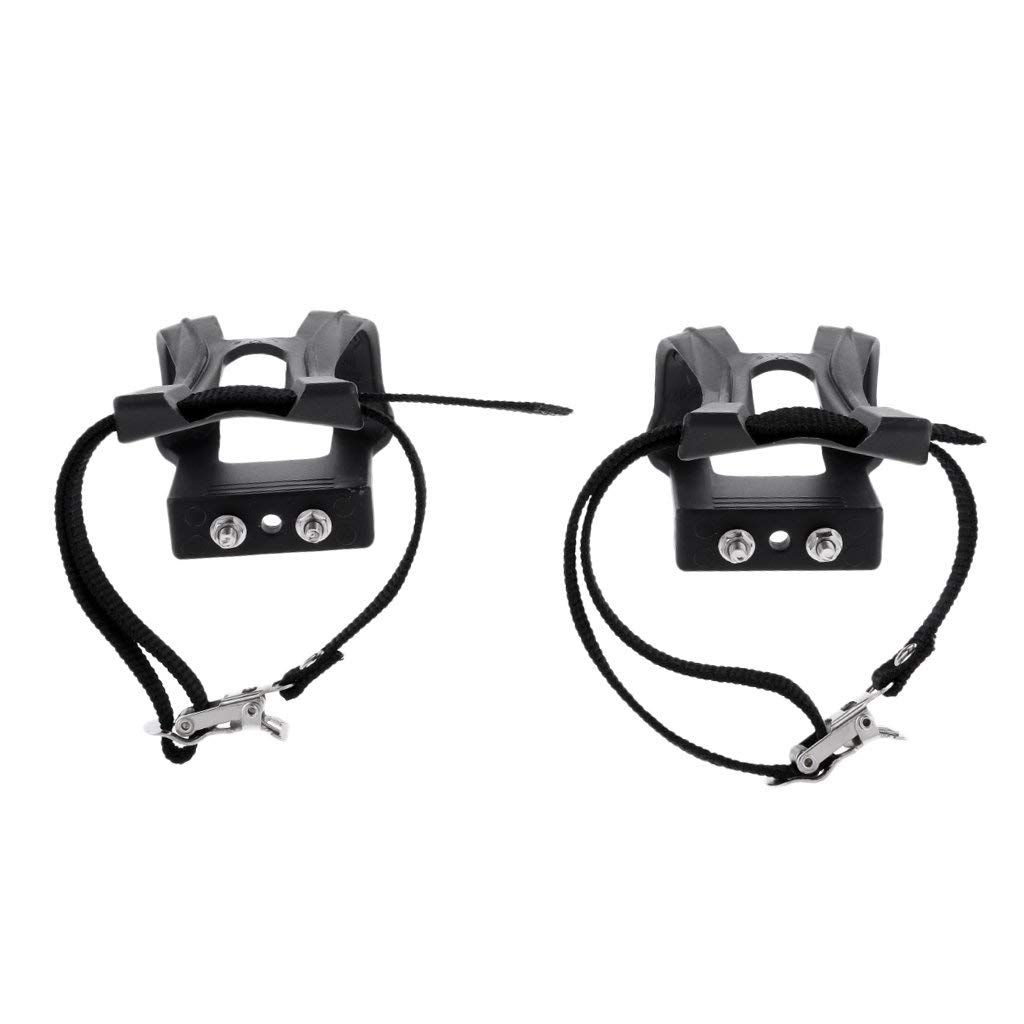 cheap toe strap pedals find toe strap pedals deals on line at Angle Iron get quotations baosity 1 pair nylon toe clips strap belts sport road pedals pedal strapless toe clips