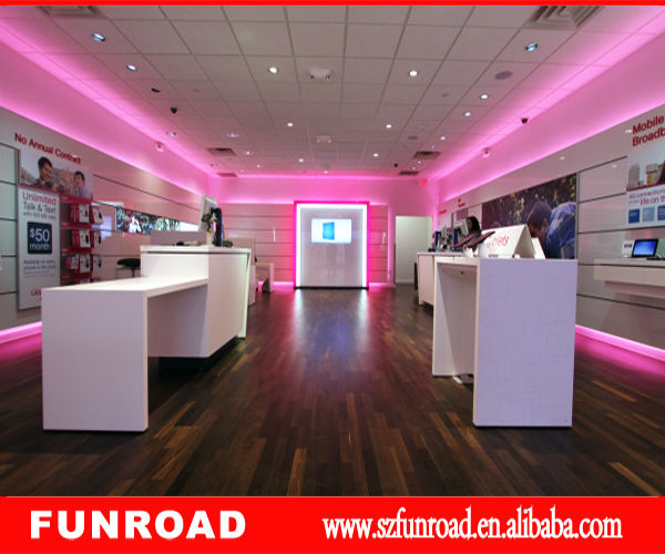Factory Direct Mobile Phone Shop Design/ Mobile Phone Shop ...