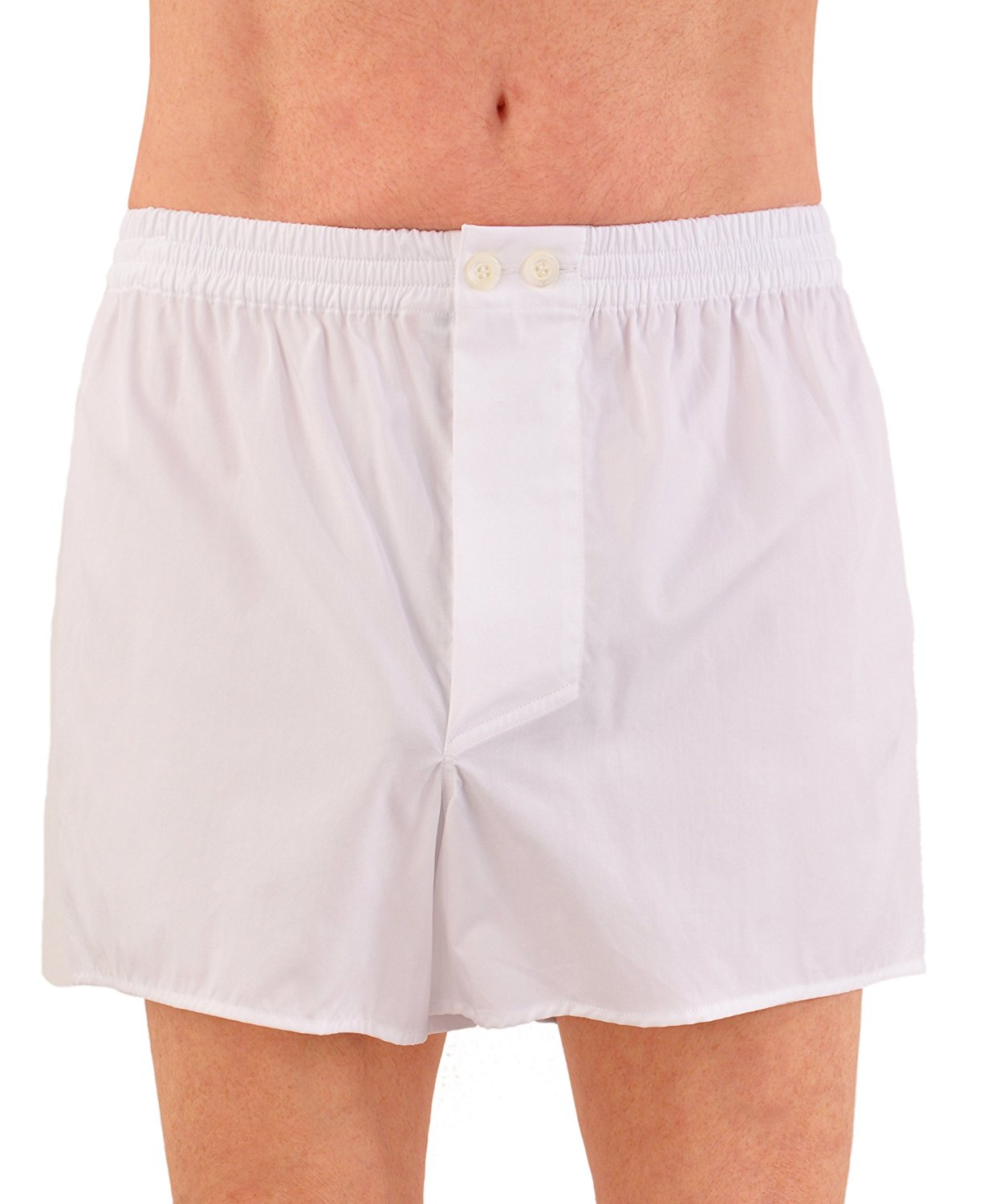 World's Finest Woven Boxer Shorts - 3 Pairs