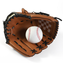 Kinderen Tiener School Team Professionele Thicken Infield Pitcher Honkbal Softbal Handschoenen