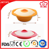 2017 New Silicone Oyster Steamer Pot-Collapsible Silicone Steamer Cookware 3-in-1, Collapsible Silicone Cookware for Seafood