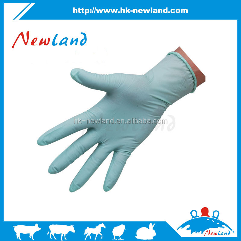 NL1007 high quality Cheap Disposable Powder Free Nitrile Gloves,vinyl latex blue nitrile glove