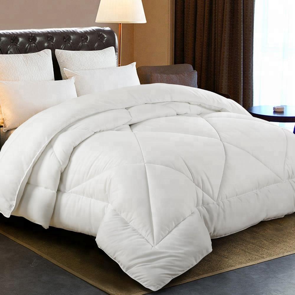 15 Tog Hollowfibre Double Duvet Continental Quilt