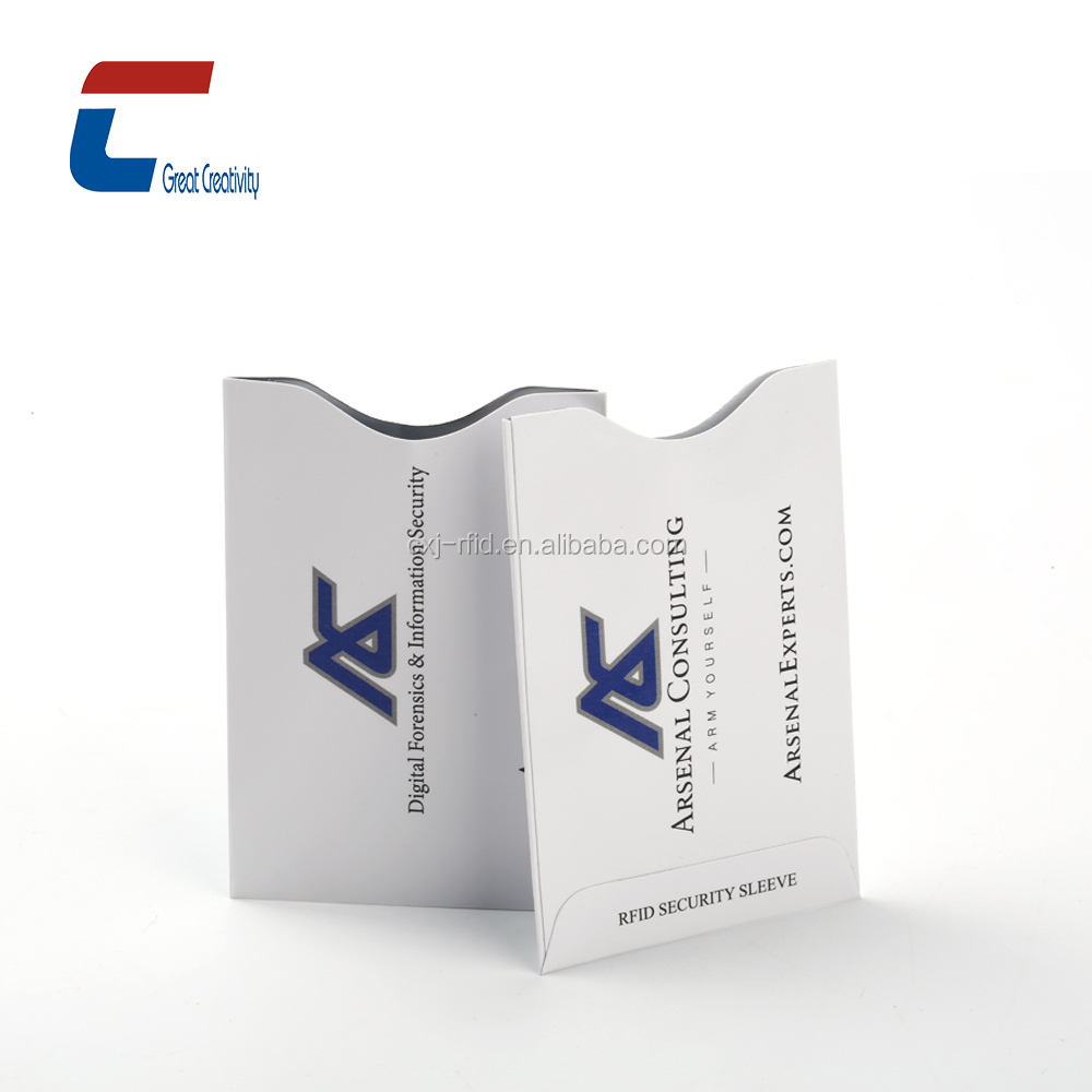 RFID Blocking Sleeves Credit Card and Passport protect Holder