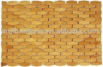 original color bamboo bath mat buy bath mat bath carpet. Black Bedroom Furniture Sets. Home Design Ideas