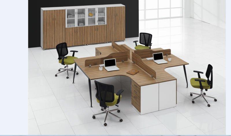 Venta caliente moderna cuatro asientos cub culo de la for Asientos para oficina