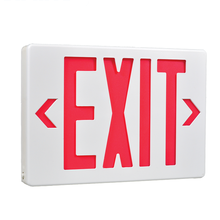 JEE2RWE: (energy star) UL & cUL 승인 호텔 use emergency exit 빛-CHINA TOP 1 Emergency Exit 조명 배터리 만 powered exit 표지판