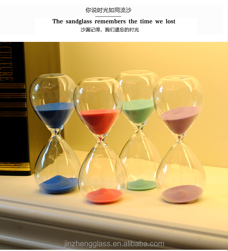 wedding favors cheap 30 minutes hourglass timer for wedding