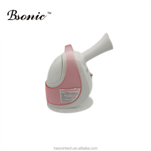bsonic Beauty ElectricIonic Facial Steamer Negative ion braises face device beauty steam moisturizing spray machine