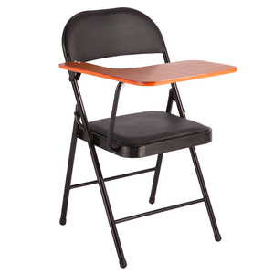 2018 cheap practical reading room folding chair meeting room chairs design