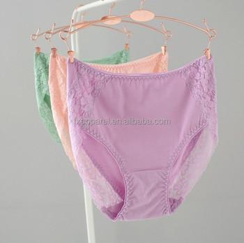 923a9cb8abcbd 5 Colors Mommy Big Women Underwear M
