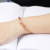 Fashion Removable Cuff Bracelet Bangle For DIY Jewelry Makings Stainless Steel Women Cuff Bracelets Party Accessories Jewelry