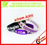 Customized Silicone Rubber Bracelet