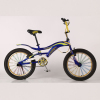 Cheap price factory direct-sale 20 inch single-speed sport bike bicycle gear V brake for children's field performance BMX bike
