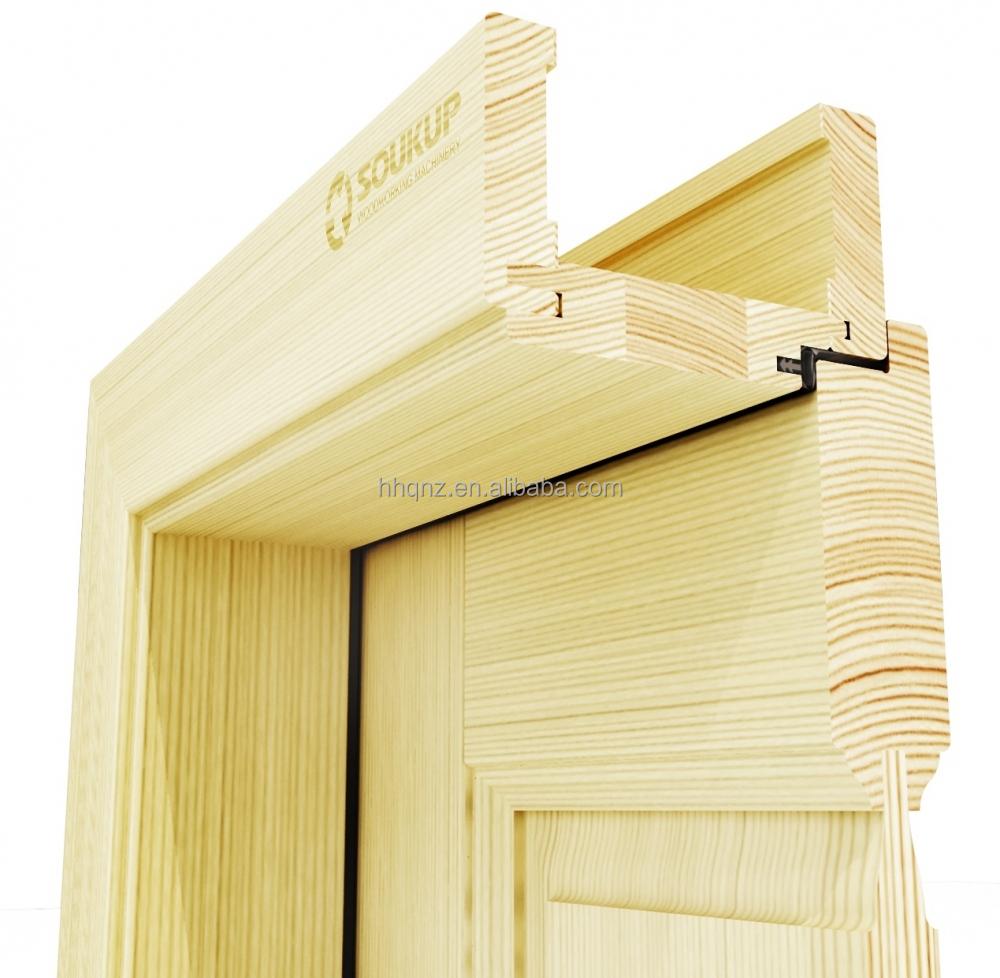 Finden Sie Hohe Qualität Holz Türrahmen Hersteller und Holz ...
