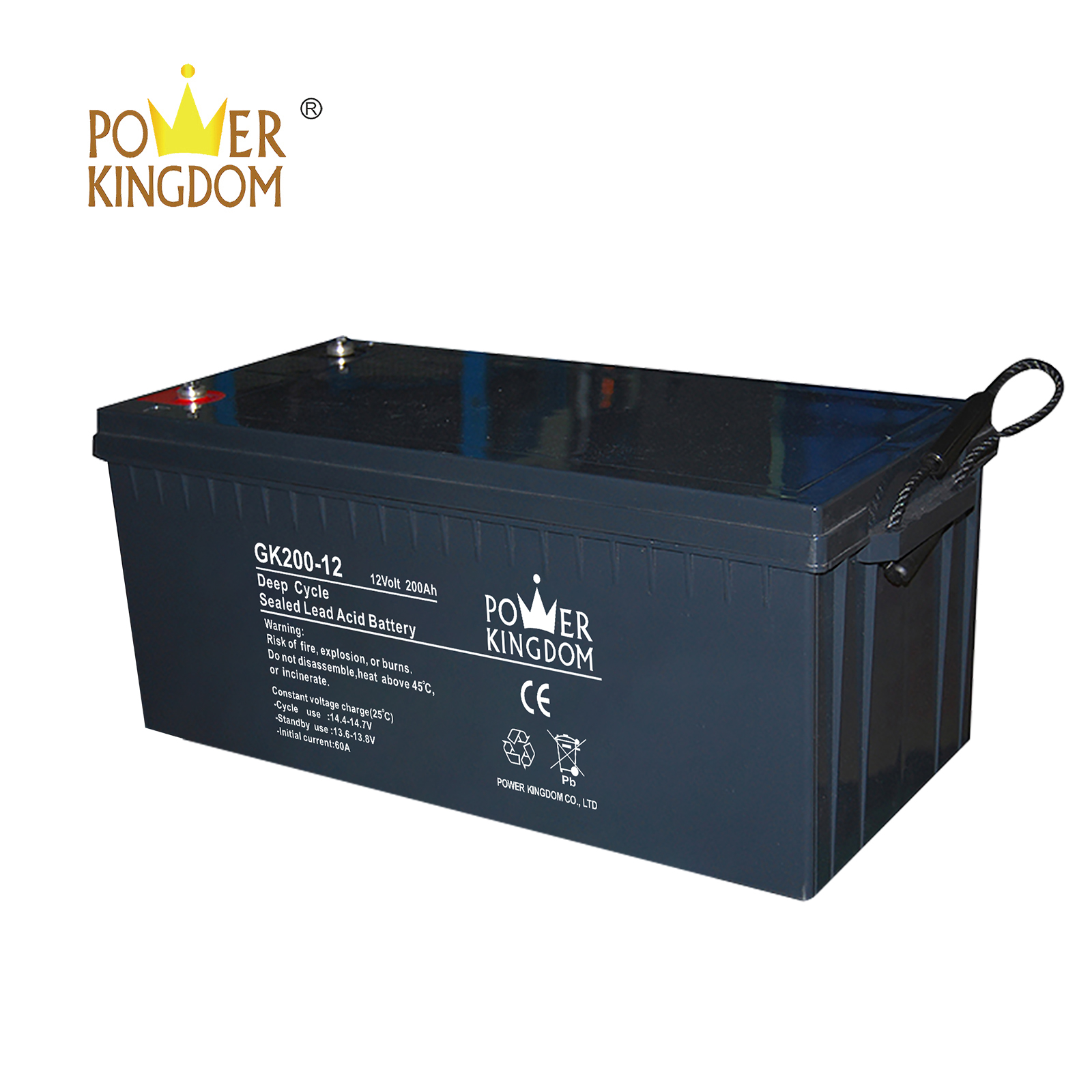 long standby life rechargeable sealed lead acid battery with good price medical equipment-2