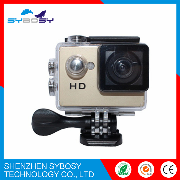 2017 Factory Original EYLEM 720 HD Waterproof Digital Video Camera For Home and Sports Use.G22 720P Action Sport Camera