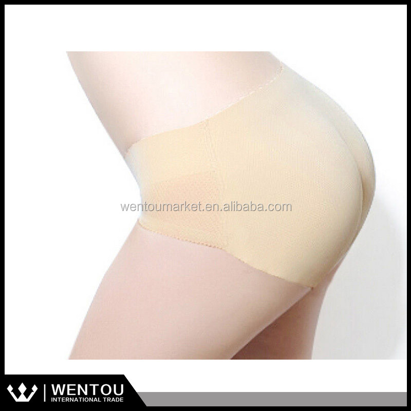 Fashion Sexy Lady Hip Up Padded Butt Enhancer Shaper Panties ...