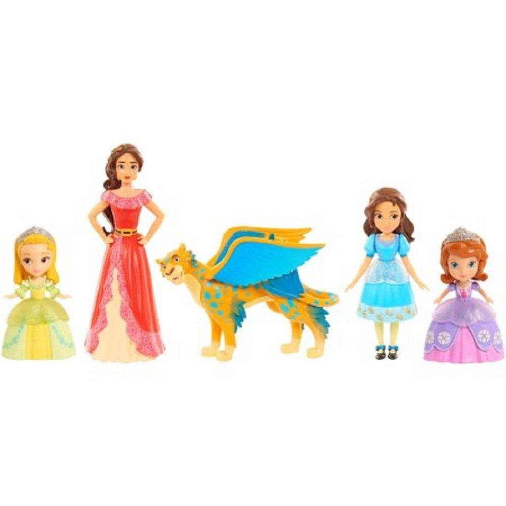 Disney Sofia the First Avalor Adventure Set ~ featuring Elena of Avalor