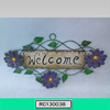 Beautiful Hanging Decorative Signs Yard Welcome Signs