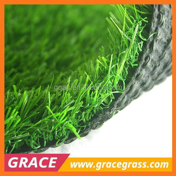 Popular Ornaments Type Plastic Material Garden Artificial Grass