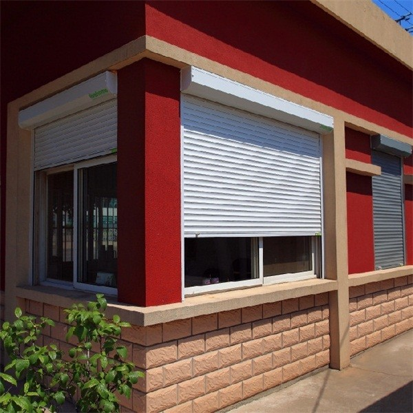 Hot sale residential aluminum window shutter roll up buy for Residential windows for sale