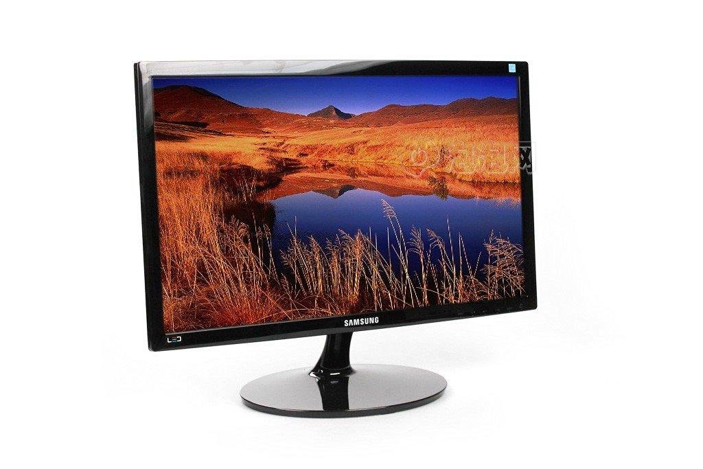 Samsung S20A300B 20-Inch Class LED Monitor - Black