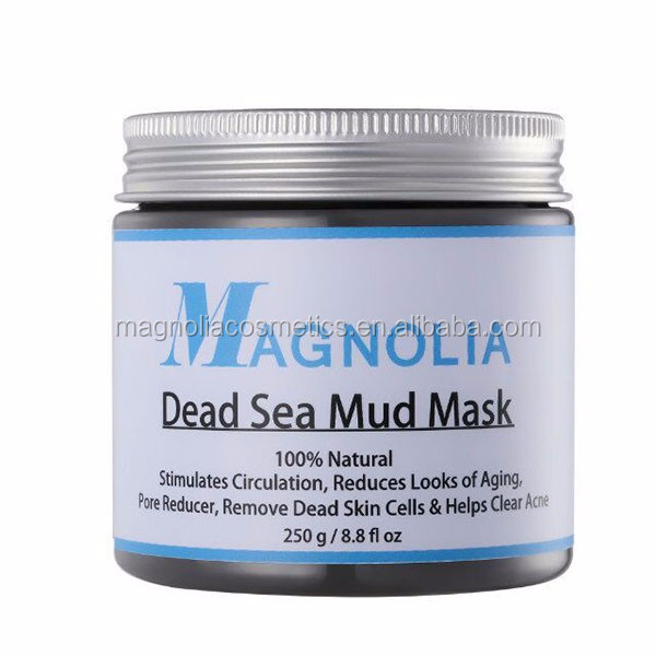 2017 Anti WrinkleFirm Dead Sea Mud Face Mask