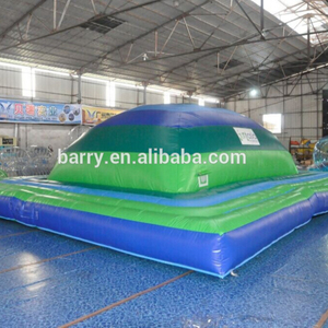 Inflatable air jump,inflatable kangaroo jumper for kids