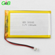 Hot-sale deep cycle rechargeable Li ion polymer 305085 3.7v 1300mAh battery for MP3/MP4/MP5/GPS/Portable DVD/tablet pc