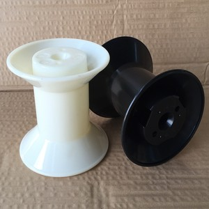 HK125 / 45 custom large plastic spool for wire products abs plastic empty reel coil spool bobbin for wire production