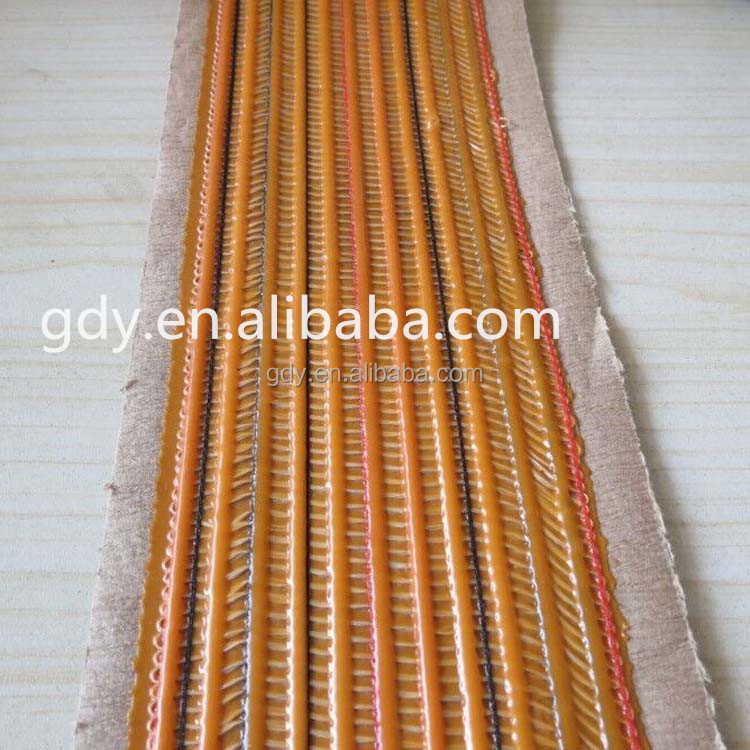 China Supplier The Cheapest But High Quality 3# Carpet Seam Tape Processing Inventory